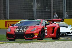 #99 Lamborghini Gallardo GT3: Mathew Turnbull