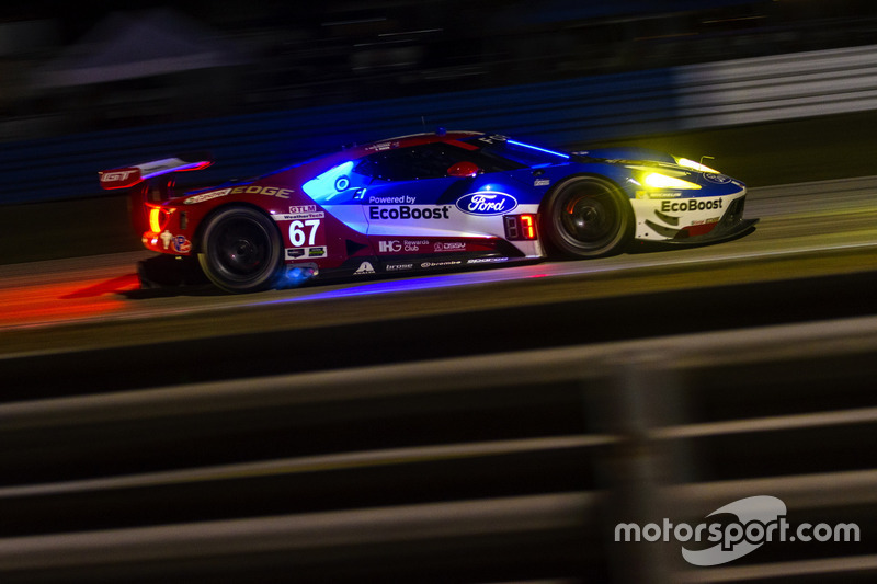 4. GTLM: #67 Ford Performance Chip Ganassi Racing, Ford GT