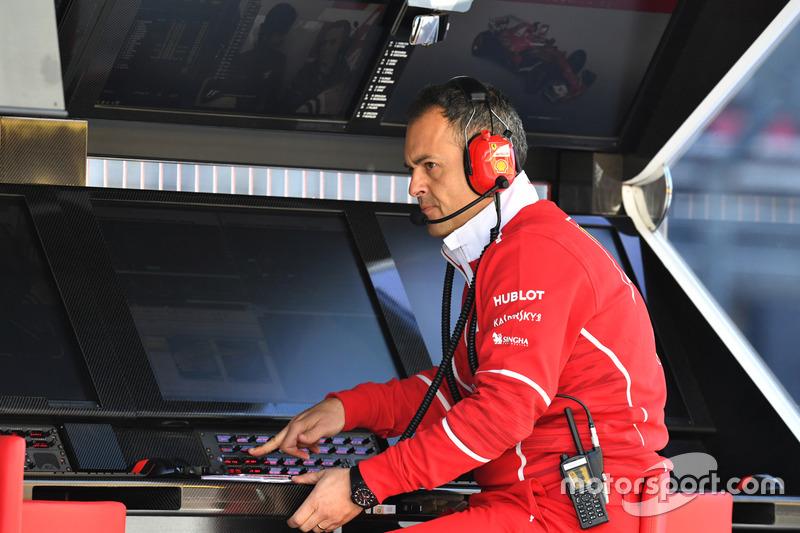 Операционный директор Ferrari Диего Иоверно