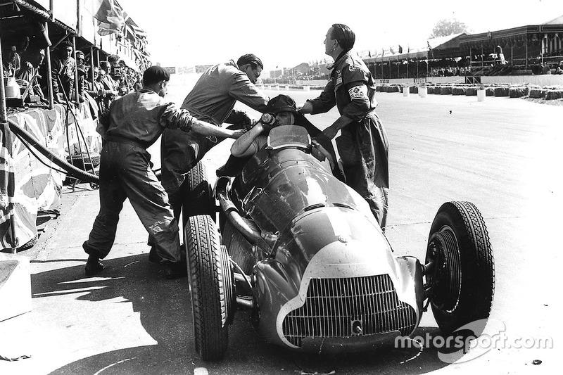Años 50. Indy 500 aumentaba la actividad en primavera