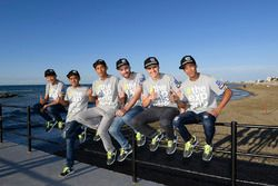 Partecipanti del Yamaha VR46 Master Camp