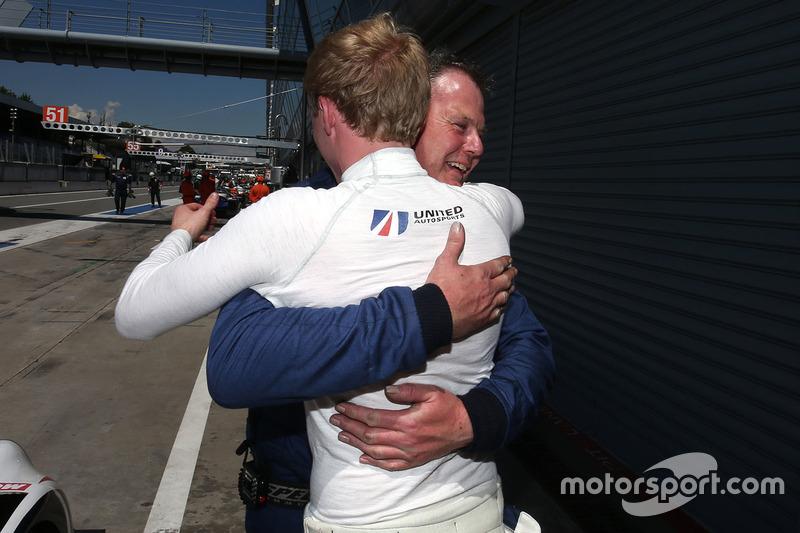 #3 United Autosports, Ligier JS P3 - Nissan:Wayne Boyd