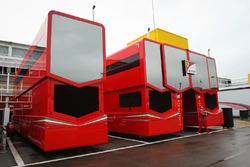 Camiones de Ferrari