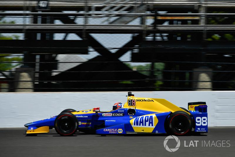 3. Alexander Rossi, Herta - Andretti Autosport, Honda
