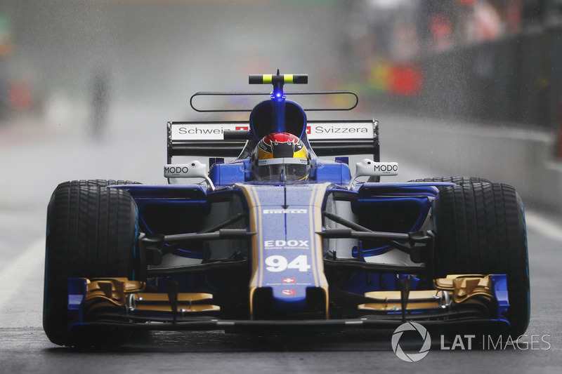 12. Pascal Wehrlein, Sauber C36