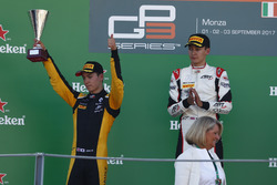 Podium: Jack Aitken, ART Grand Prix