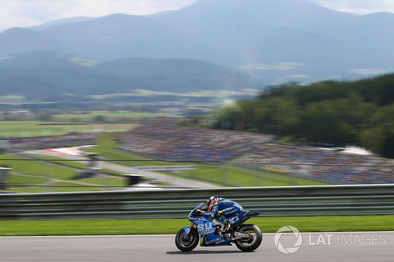 22. Alex Rins, Team Suzuki MotoGP