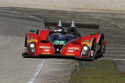 #38 Performance Tech Motorsports ORECA FLM09: Джеймс Френч, Пато О'Уорд
