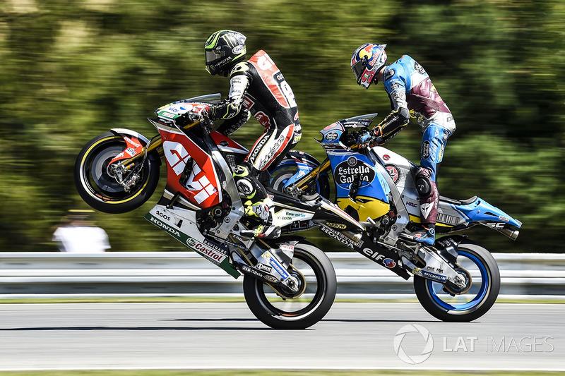 Кел Кратчлоу, Team LCR Honda, Джек Міллер, Estrella Galicia 0,0 Marc VDS