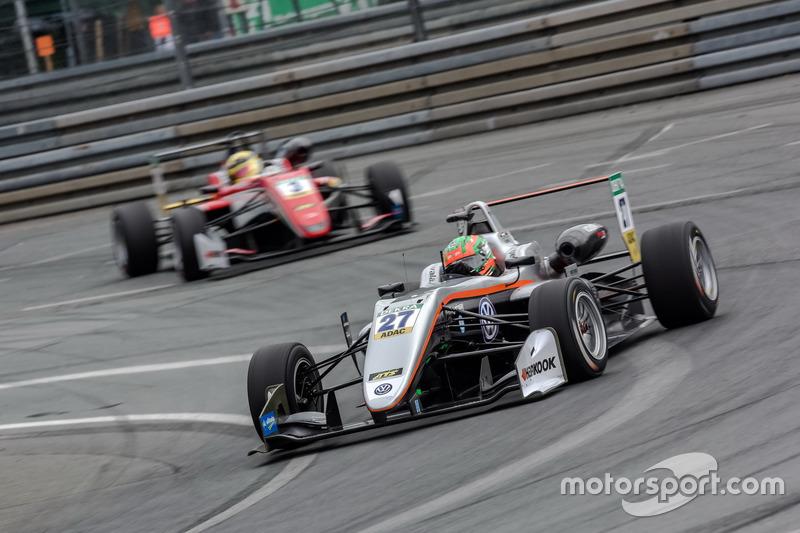 Jehan Daruvala (F3 Europe Spa-Francorchamps)
