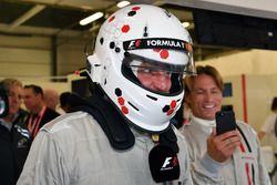 Paul Stoddart, F1 Experiences 2-Seater passenger Woody Harrelson, Actor