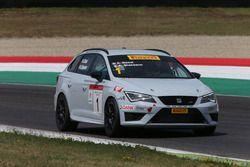 Bassi-Stassano, Seat Motor Sport Italia, Seat Leon Cupra ST-TCS2.0
