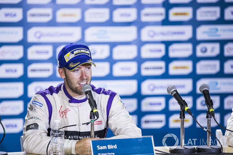 1. Sam Bird, DS Virgin Racing