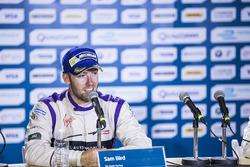Winner Sam Bird, DS Virgin Racing, en la conferencia de prensa