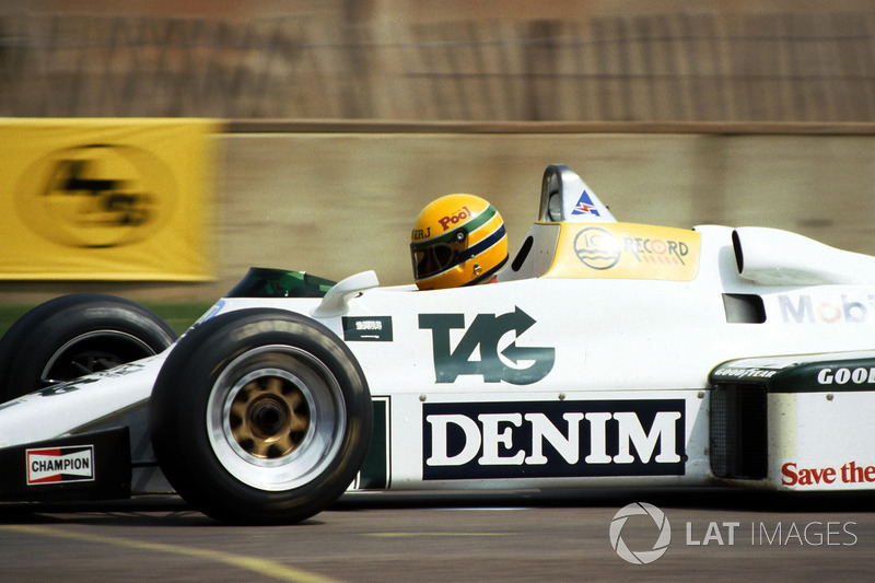 Ayrton Senna, Williams FW08C