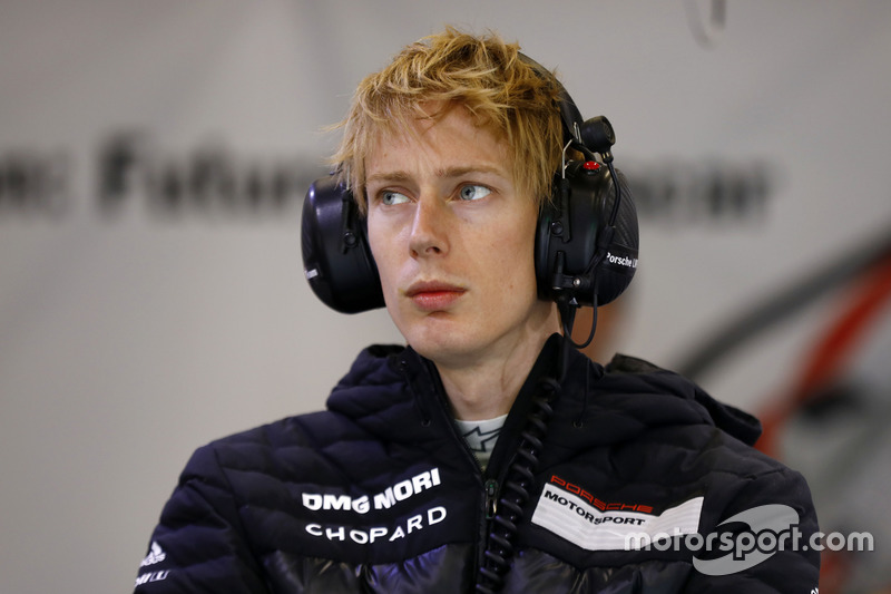 Brendon Hartley ?