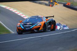 Luc Braams, Duncan Huisman, Las Moras Racing, McLaren 570S GT4