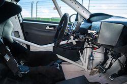 Peugeot 308 Racing Cup, dettaglio dell'abitacolo