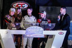Juan Manuel Silva, Catalan Magni Motorsport Ford, Prospero Bonelli, Bonelli Competicion Ford, Pedro Gentile, JP Carrera Chevrolet