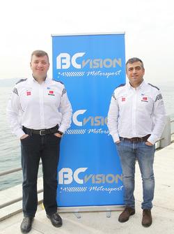 Burak Çukurova, Vedat Bostancı, BC Vision Motorsport