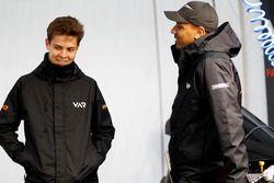 Felipe Drugovich, Van Amersfoort Racing mit seinem Ian Statius Muller
