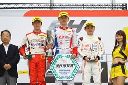 FIA-F4 Rd.1 Podium