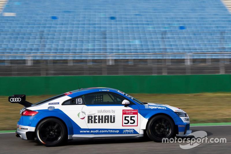 Fabian Vettel - Audi TT Cup