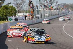 Emiliano Spataro, Renault Sport Torino, Sergio Alaux, Donto Racing Chevrolet, Norberto Fontana, JP Carrera Chevrolet