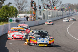 Emiliano Spataro, Renault Sport Torino, Sergio Alaux, Donto Racing Chevrolet, Norberto Fontana, JP C