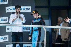 Podium: Alessio Lorandi, Jenzer Motorsport on the podium