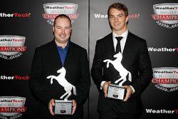John Church y James French con Continental Extreme Spirit premio