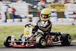 Ayrton Senna, DAP Kart