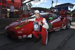 GTD polesitter Matteo Cressoni, Scuderia Corsa
