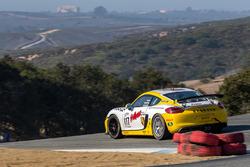#117 Porsche Cayman GT4 MR: Hutton McKenna, Vesko Kozrov, Daren Jorgensen