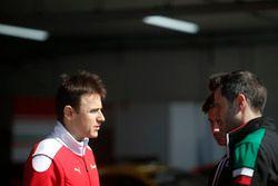 AF Corse team members