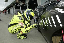 Валентино Росси, Yamaha MotoGP Team