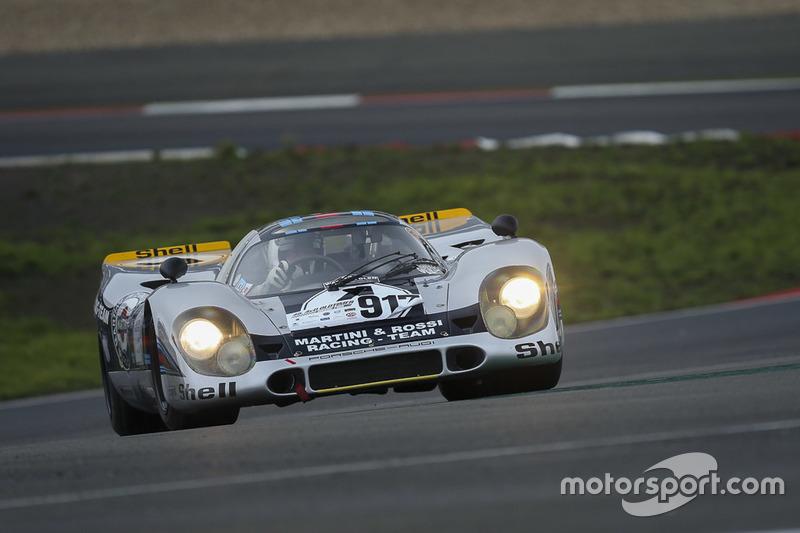 Historische Sportwagen, Porsche 917