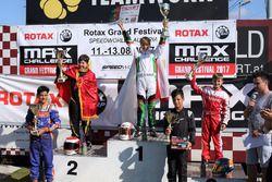 Podium: fourth place Shahan Ali Mohsin