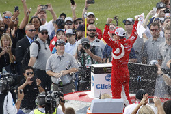 1. Kyle Larson, Chip Ganassi Racing Chevrolet