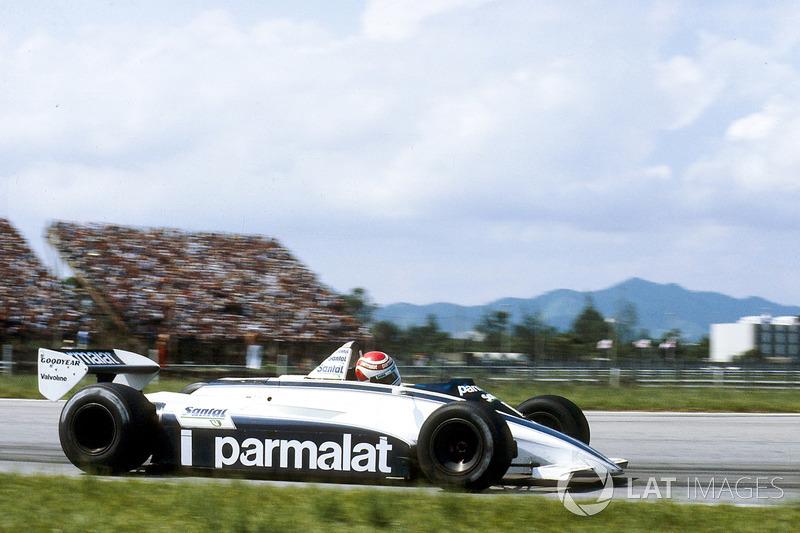 GP de Brasil, 1982