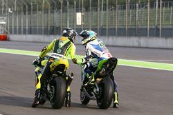 Jonathan Rea, Kawasaki Racing, Jules Cluzel, CIA Landlord Insurance Honda