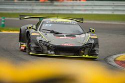 #42 Strakka Racing McLaren 650 S GT3: Nick Leventis, Lewis Williamson, Craig Fleming, Oliver Webb