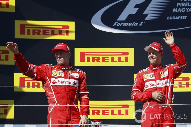 Gewinner: Ferrari