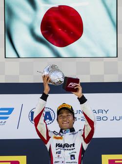 1. Nobuharu Matsushita, ART Grand Prix