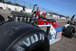 V8 Cosworth per il GP di Francia Storico