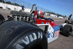 V8 Cosworth pour le GP de France Historique