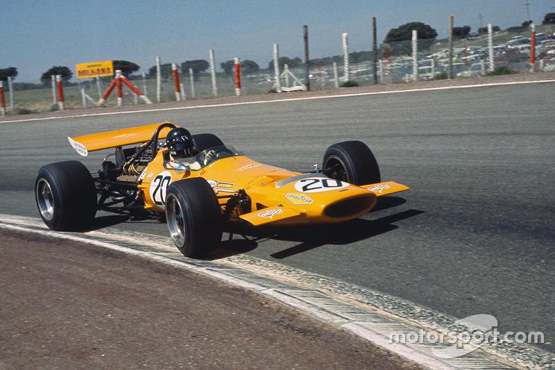 1970: McLaren-Alfa-Romeo M7D