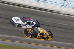 Brendan Gaughan, Richard Childress Racing Chevrolet William Byron, Hendrick Motorsports Chevrolet