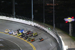 Kaz Grala, GMS Racing Chevrolet e Johnny Sauter, GMS Racing Chevrolet