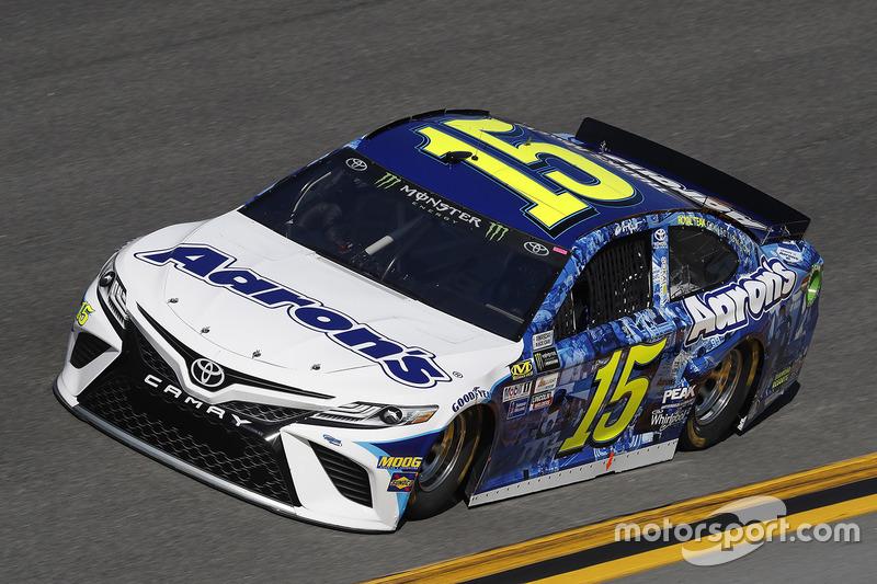 #15: Michael Waltrip, Premium Motorsports, Toyota